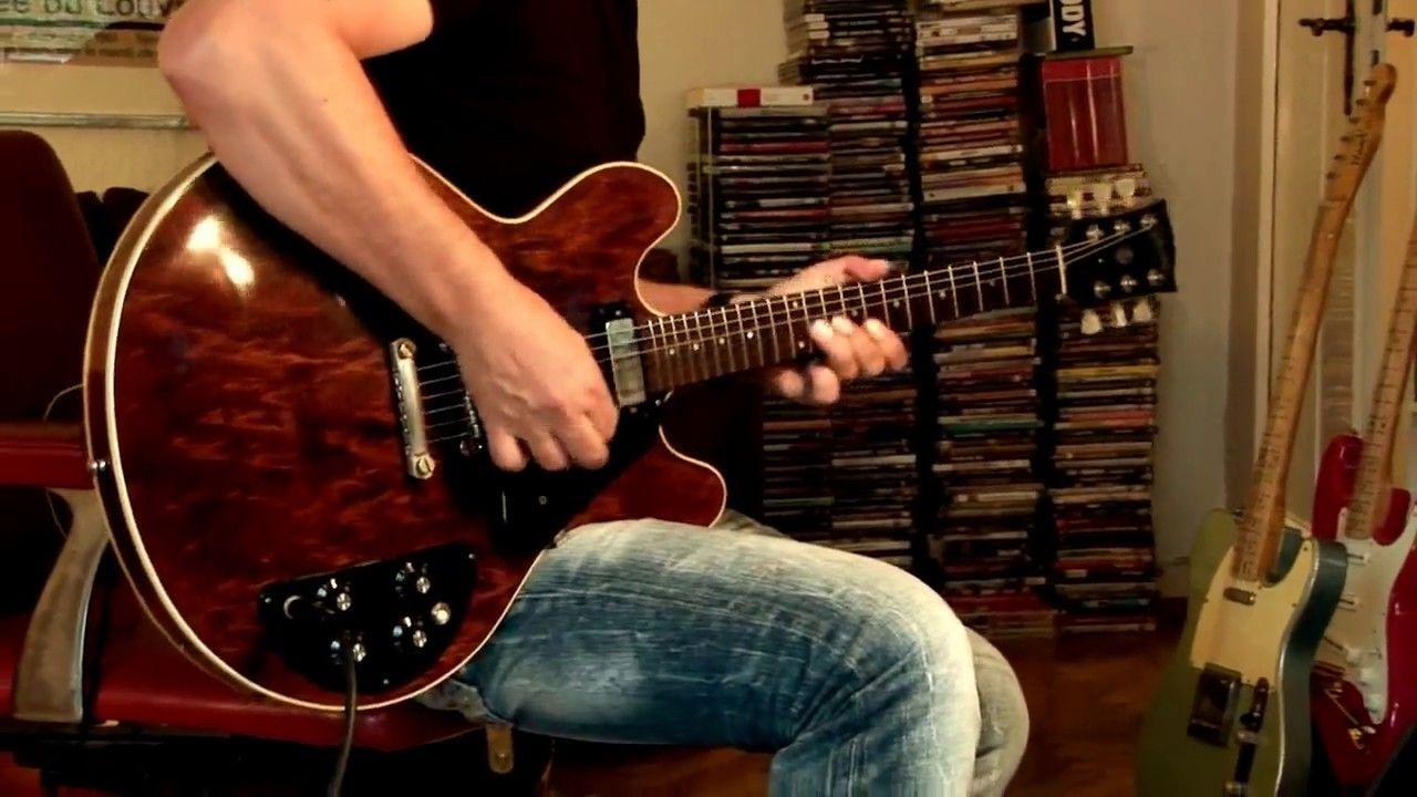 ca. 1972 Gibson ES-325, Part1