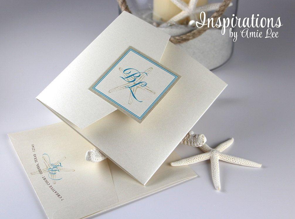 Wedding Invitations  custom designed by InspirationsbyAmieLe