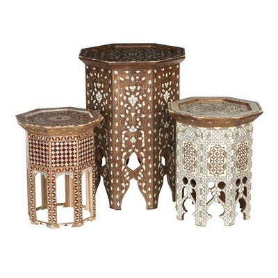 Captivating Moroccan Table | Ideas For Home Garden Bedroom Kitchen   HomeIdeasMag.com