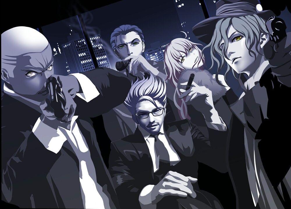 Mafia Boss In Chaldea Fatego Anime Alien Concept Art Fate Stay