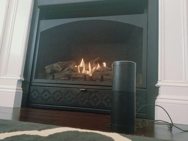 Alexa Activated Fireplace Easy Fireplace Gas Fireplace Wood Stove