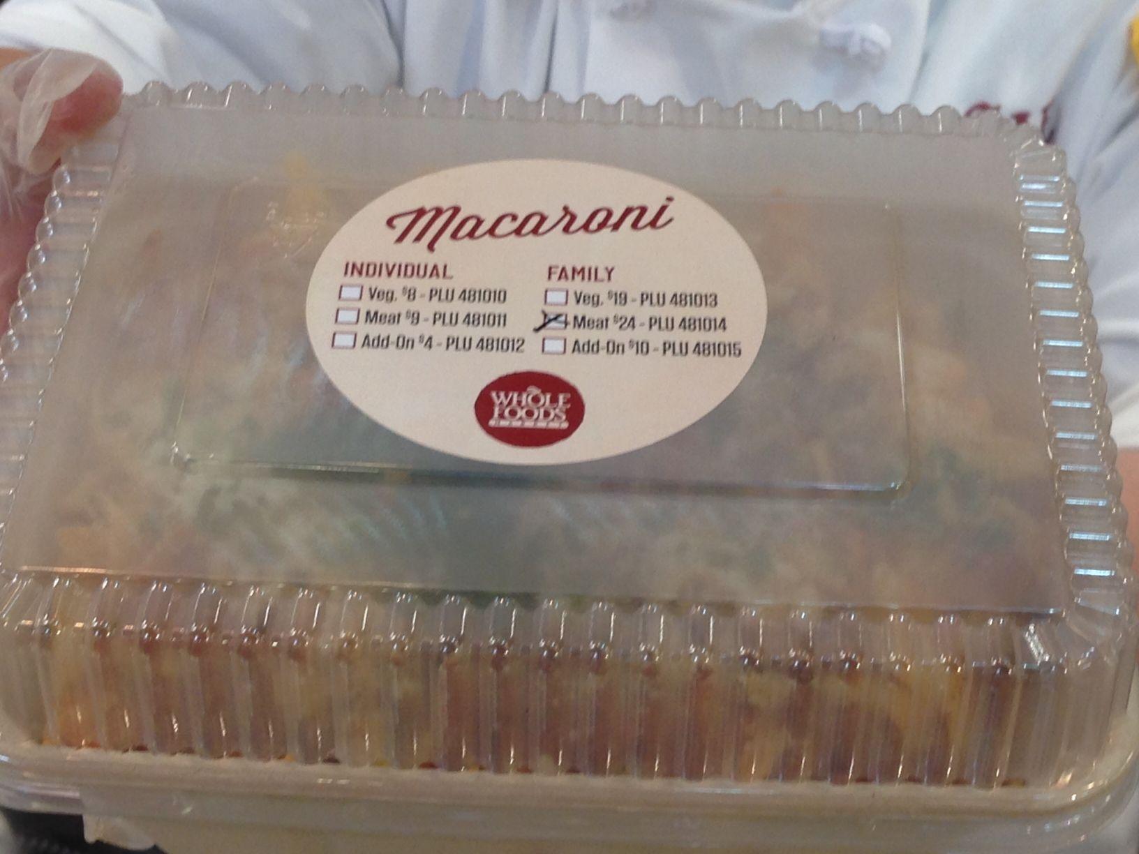Family size gluten free to go enjoy maninis gluten free