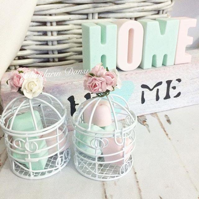 Kafeste kokulutaş  Home kokulutaş  Bilgi için dm yada whatsapp tan iletişim kurunuz lütfen  #home #homesweethome #sweethome #sweet #düğün #nişan #kına #söz #beautiful #babyshower #mint #pink #party #parti #pazartesi #evimevim