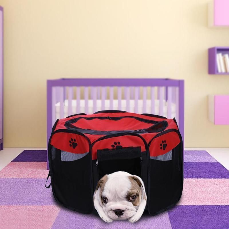 Best No Cost Portable Folding Pets Dog House Tent Cage Puppy Dogs
