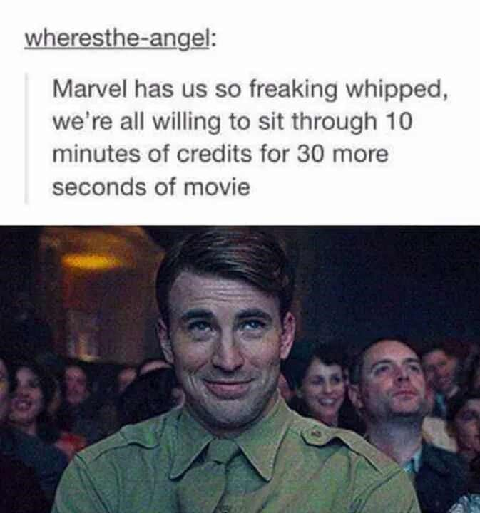 31 Hilarious Memes & Posts From The Marvel Cinemat