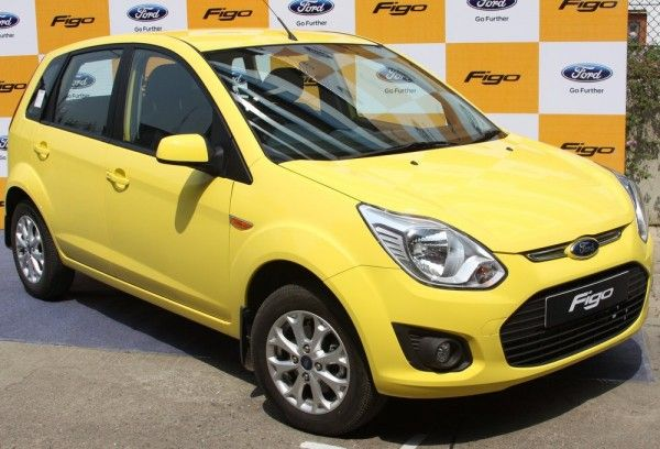 Ford Says The New Figo Comes With Over 100 Changes Change Is A Wonderful Thing Con Imagenes Autos