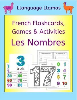 how to teach french numbers
