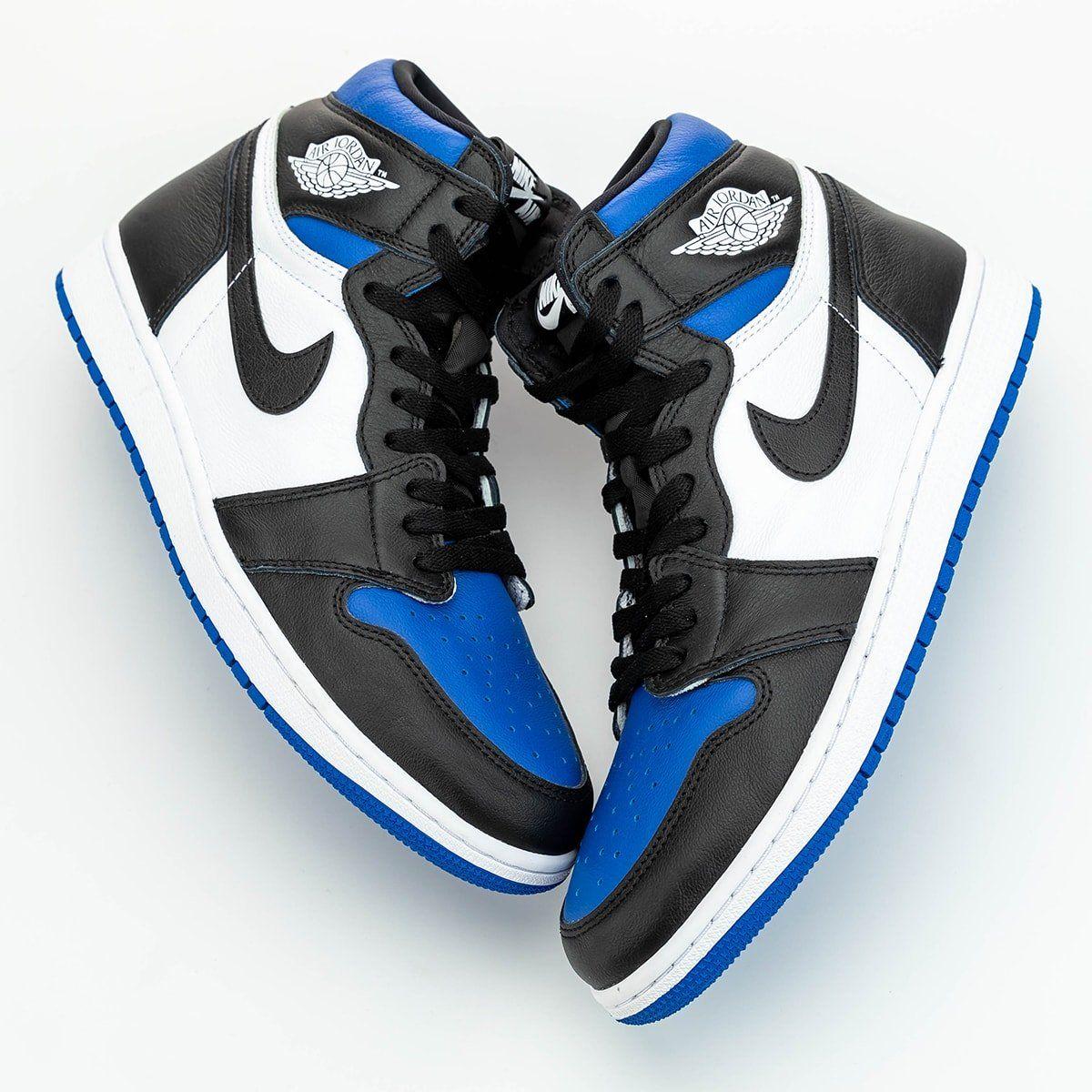 Detailed Looks Air Jordan 1 High Og Game Royal House Of