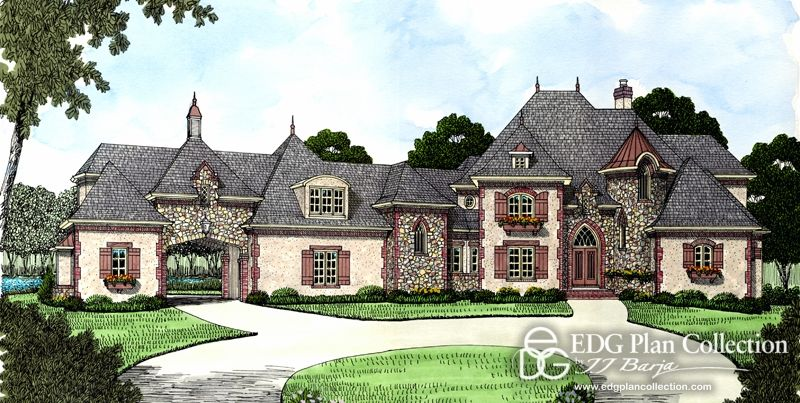 superior french country house plans with porte cochere 2 house porte cochere home - French Country House Plans With Porte Cochere