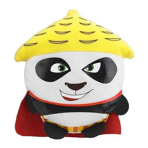 Kung Fu Panda 2 Dragon Warrior Po Smack Talking Plush