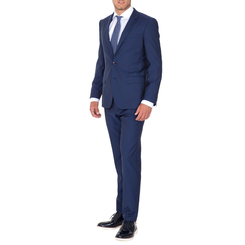 Abito blu hugo boss jeans