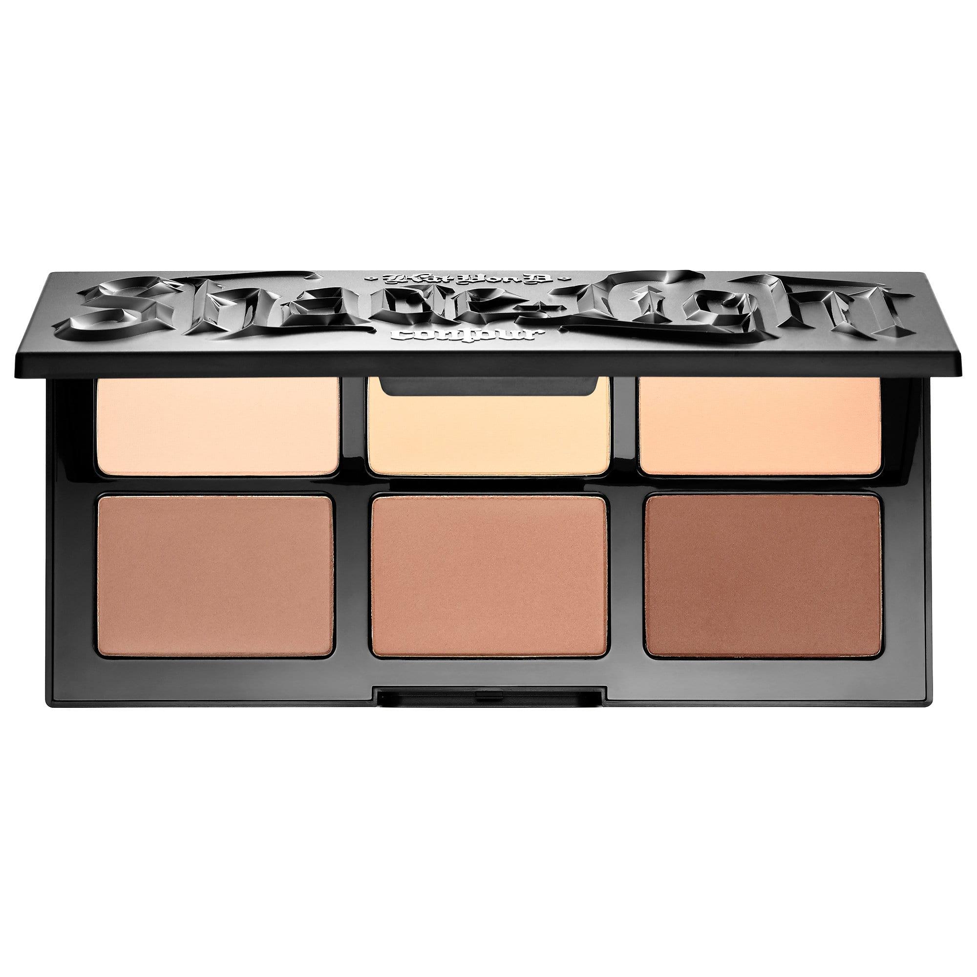 Shade Light Face Contour Refillable Palette Kvd Vegan Beauty Sephora Face Contouring Makeup Products Sephora Top Makeup Products