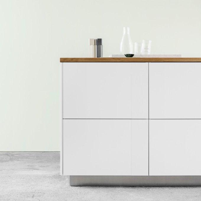 Reform Your IKEA Kitchen (Nordic Design) | Dachschräge, Küche und ...