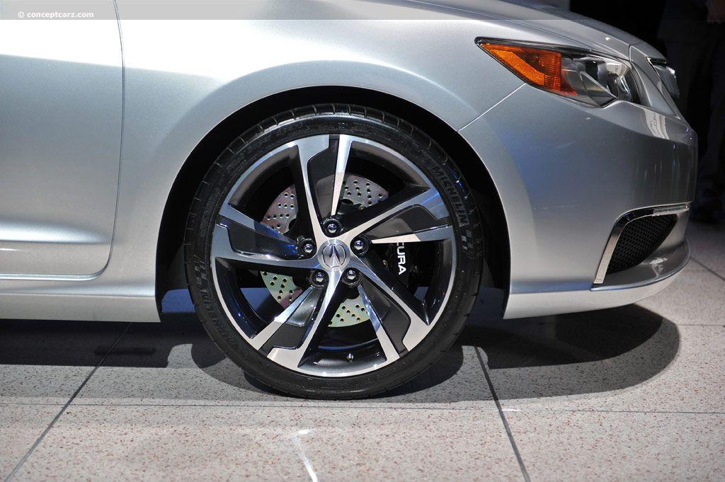 2012 Acura ILX Concept Image