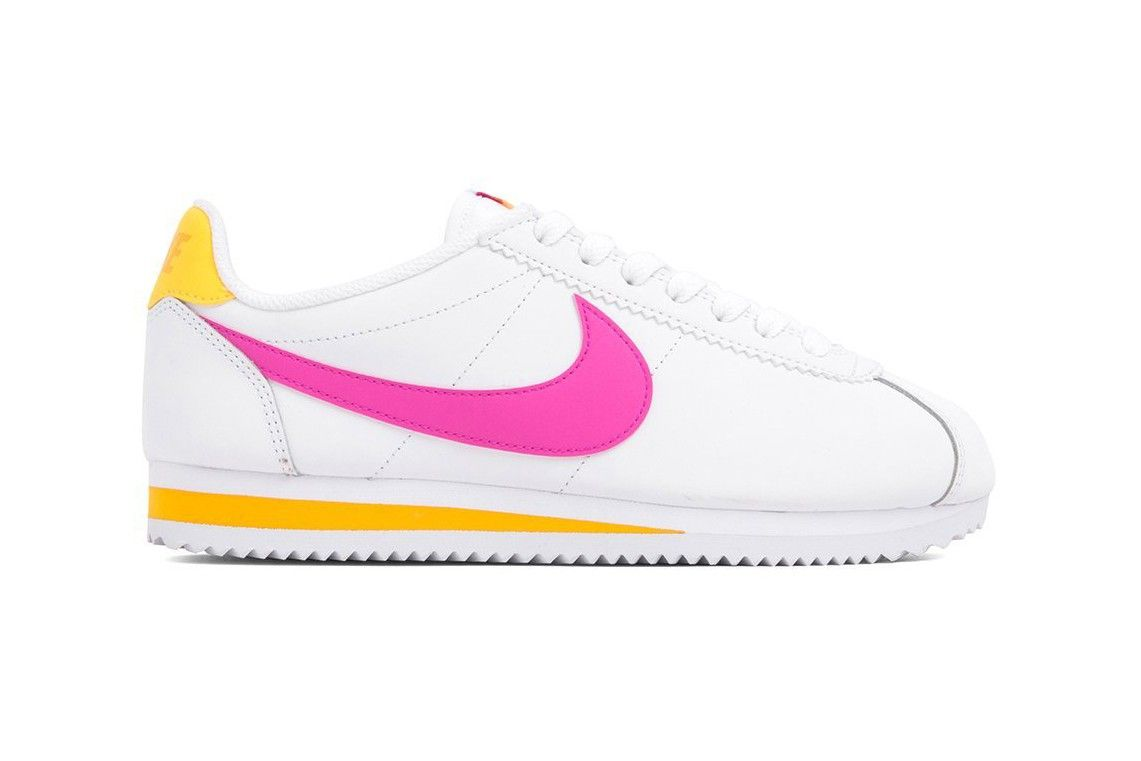 Details about Nike Cortez Basic Leather Comfy Sneaker Men's Lifestyle Casual Shoes