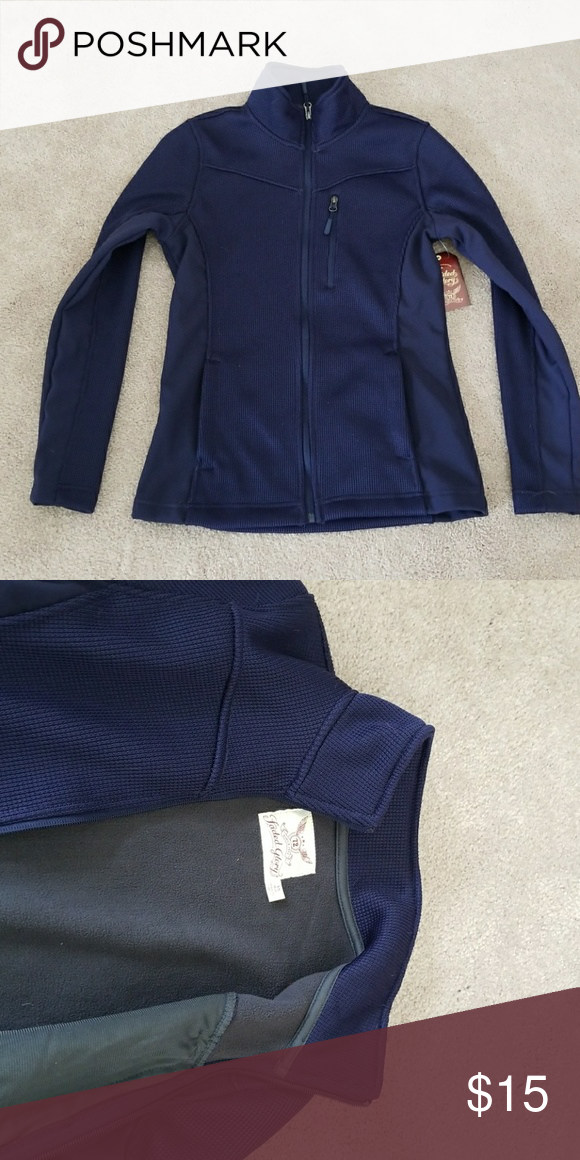 Adidas originals Jacket NWT never worn. The jacket is navy