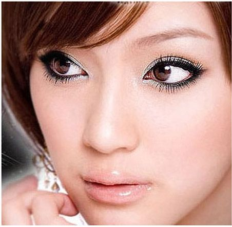 11 makeup tips for asian women  makeup for round eyes