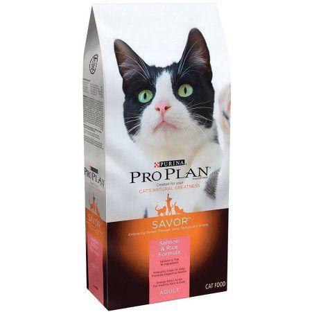 Purina Pro Plan Total Care Adult Cat Salmon & Rice, 7 lb
