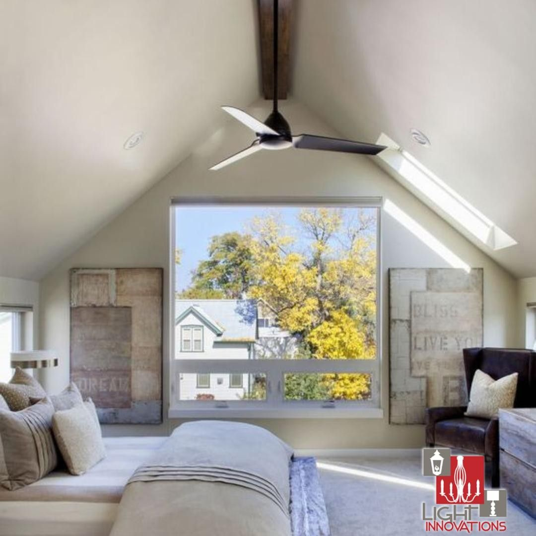 Most ceiling fan manufacturers now offer a stunning