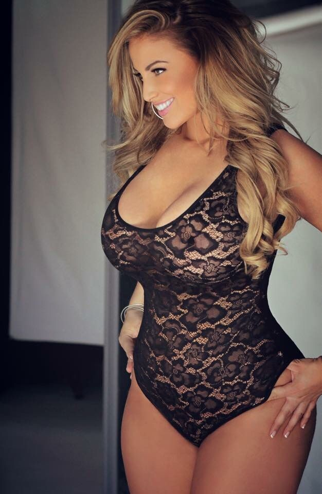 The mesmerizing Ashley Alexiss   Lingerie be1a016b41