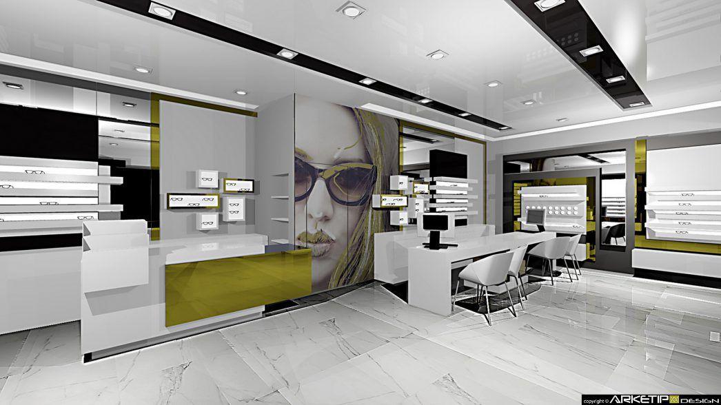 Arredamento Negozi Ottica Milano Arredo Personalizzato Interior