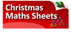Christmas Maths Sheets