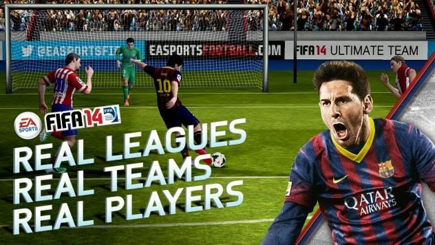 fifa 14 for android full cracked