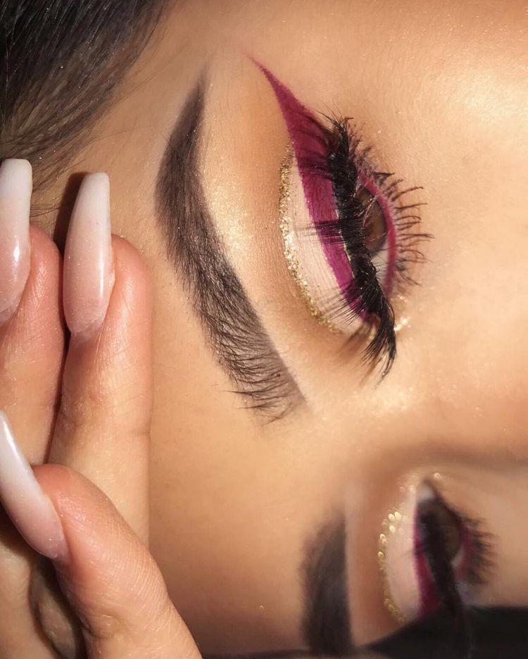 Pxmit Aestheticwallpaper Makeup Makeup Looks Makeup Inspo
