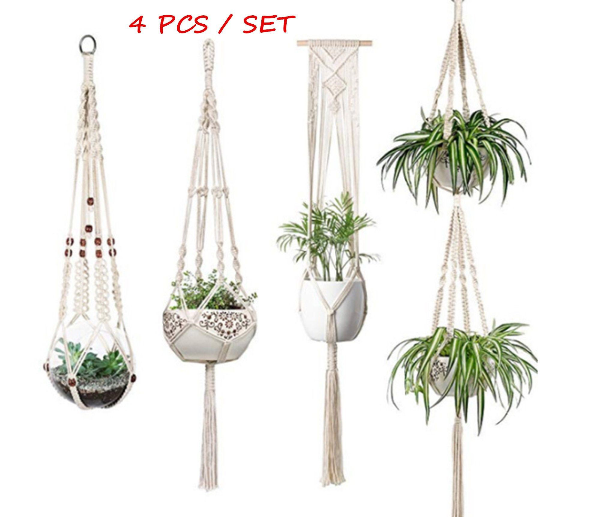 Pin By Anita Schneider On Diy Crafts Hanging Plants Indoor Macrame Plant Hangers Flower Pot Holder