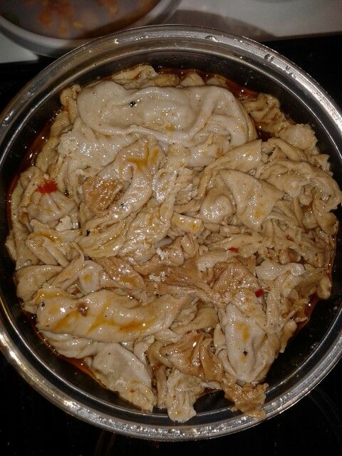 Hog Maws Pictures : pictures, Carson, Chitterlings, Recipe, Food,, Chitlins