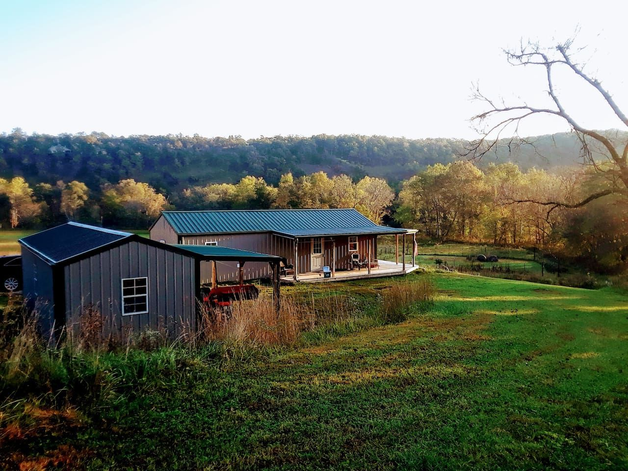 Bennett Springs Niangua River Cabin Cabins For Rent In