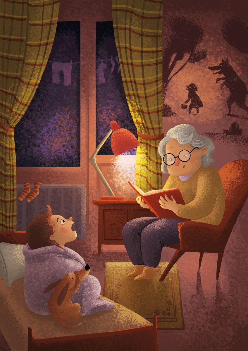 близнецы чтение сказок с иллюстрациями можно поменять