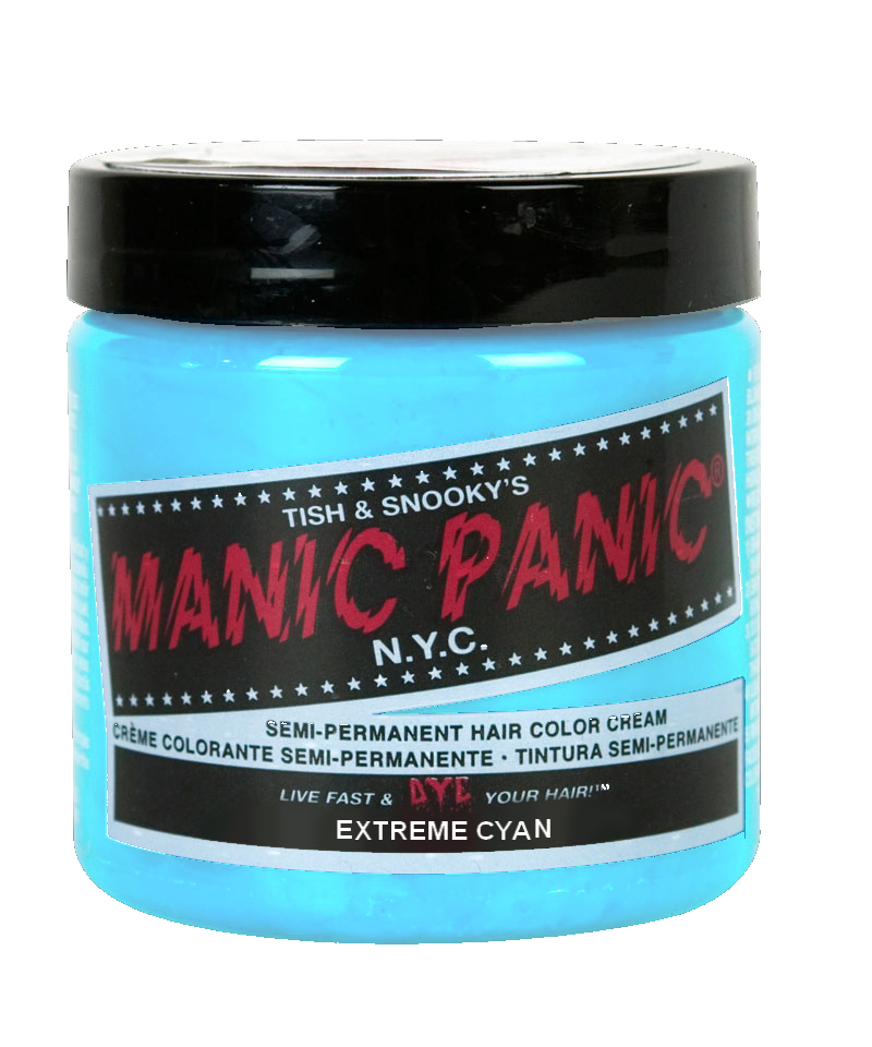 THIS IS NOT REAL MANIC PANIC I just edited this for fun. c: