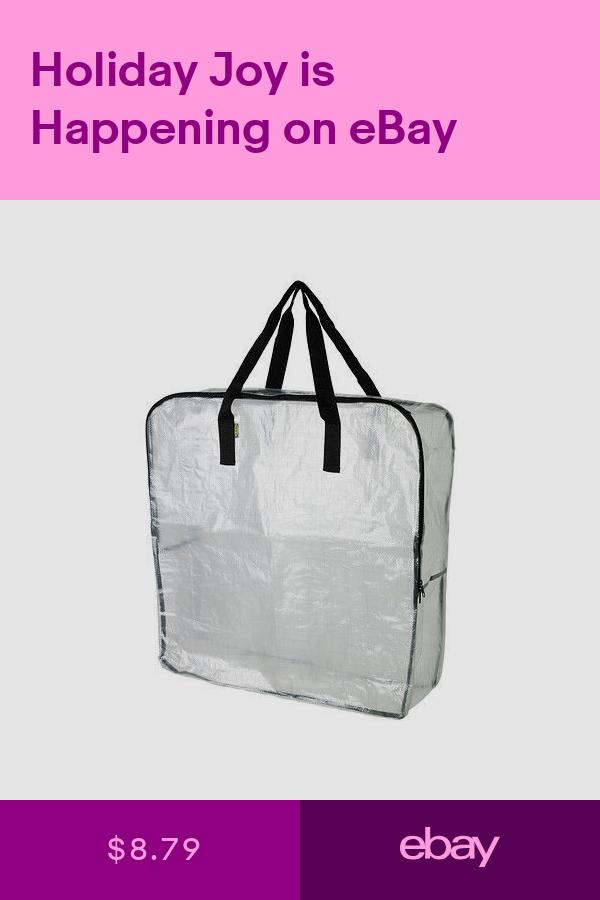 Ikea Storage Bags Home Garden Ebay Bag Storage