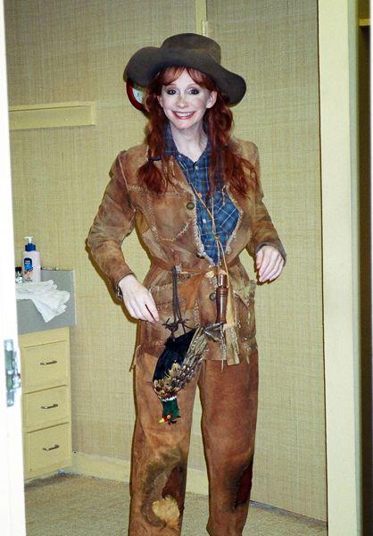 9dc1d5f2db2 Reba for Annie Get Your Gun