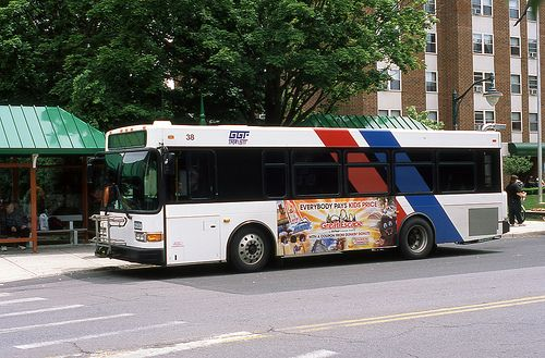 Glens Falls Ny Bus System Ggft Trolleys Etc