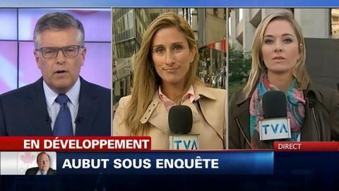Plainte pour harcèlement sexuel contre Marcel Aubut: explications à  17h