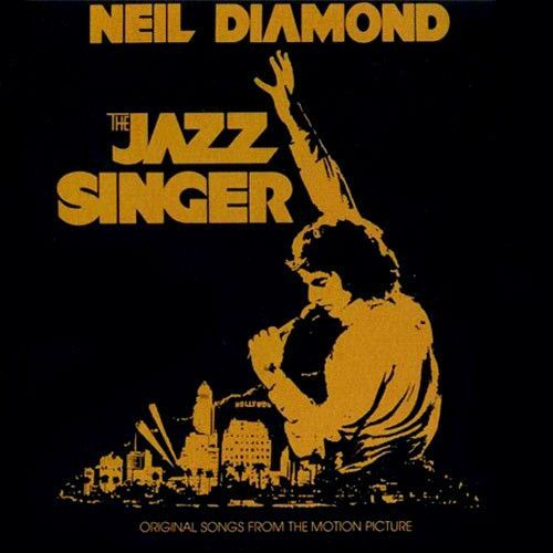 Neil Diamond The Jazz Singer Vinyl Lp The Jazz Singer Original Song Rock Album Covers
