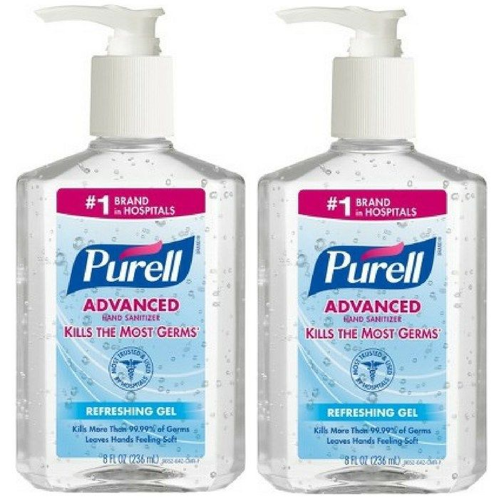 Purell Hand Sanitizer Just 0 14 At Target