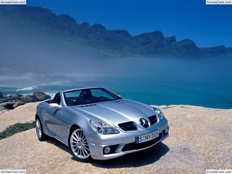 Review Why A 2006 Mercedes Slk 280 Under 7000 Is Such A Bargain
