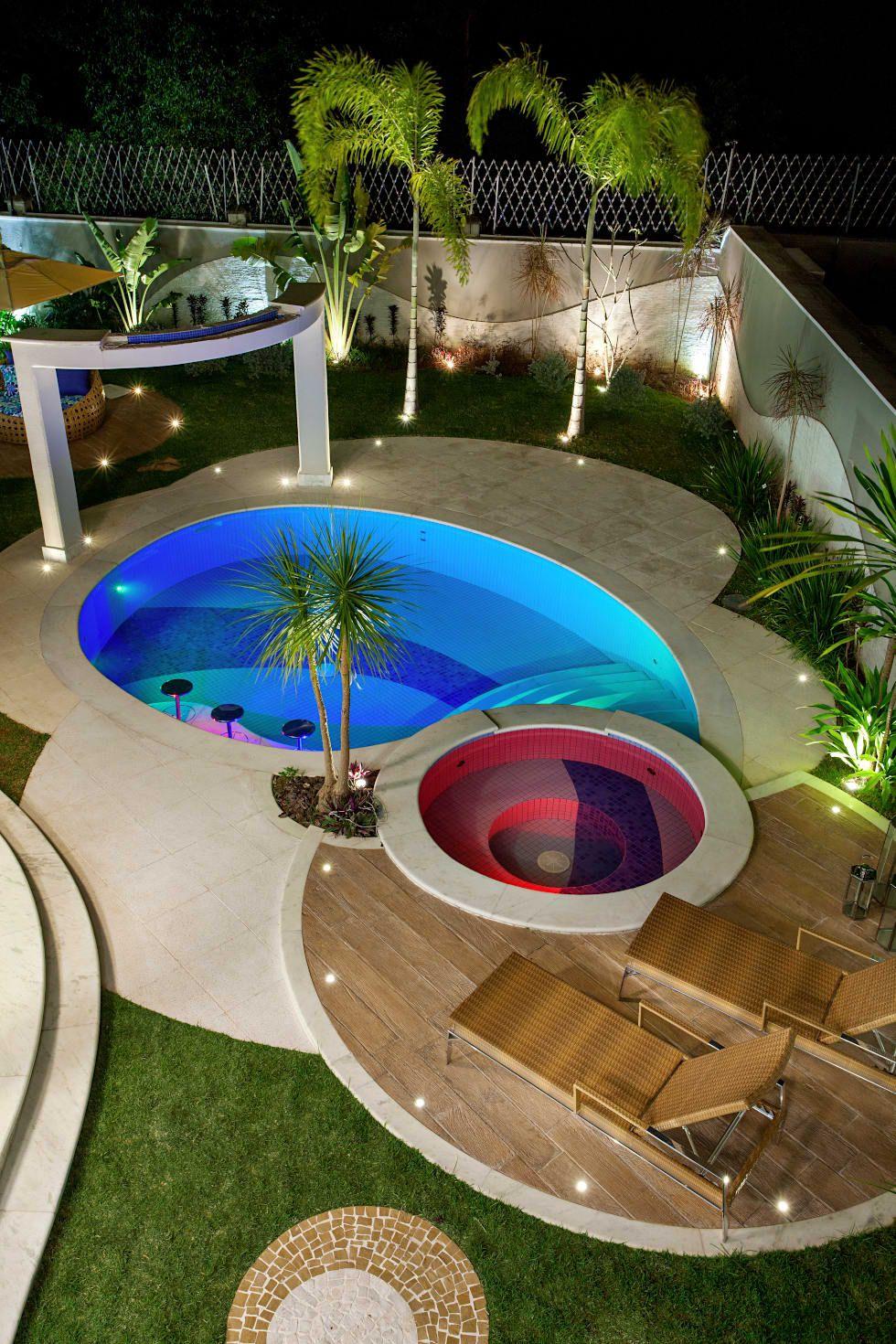 Ideas im genes y decoraci n de hogares piscinas for Fotos de albercas pequenas