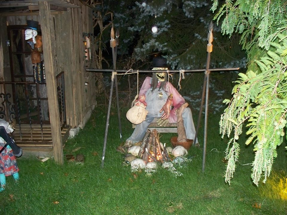 Must See Halloween Displays in Northeast Ohio Scary