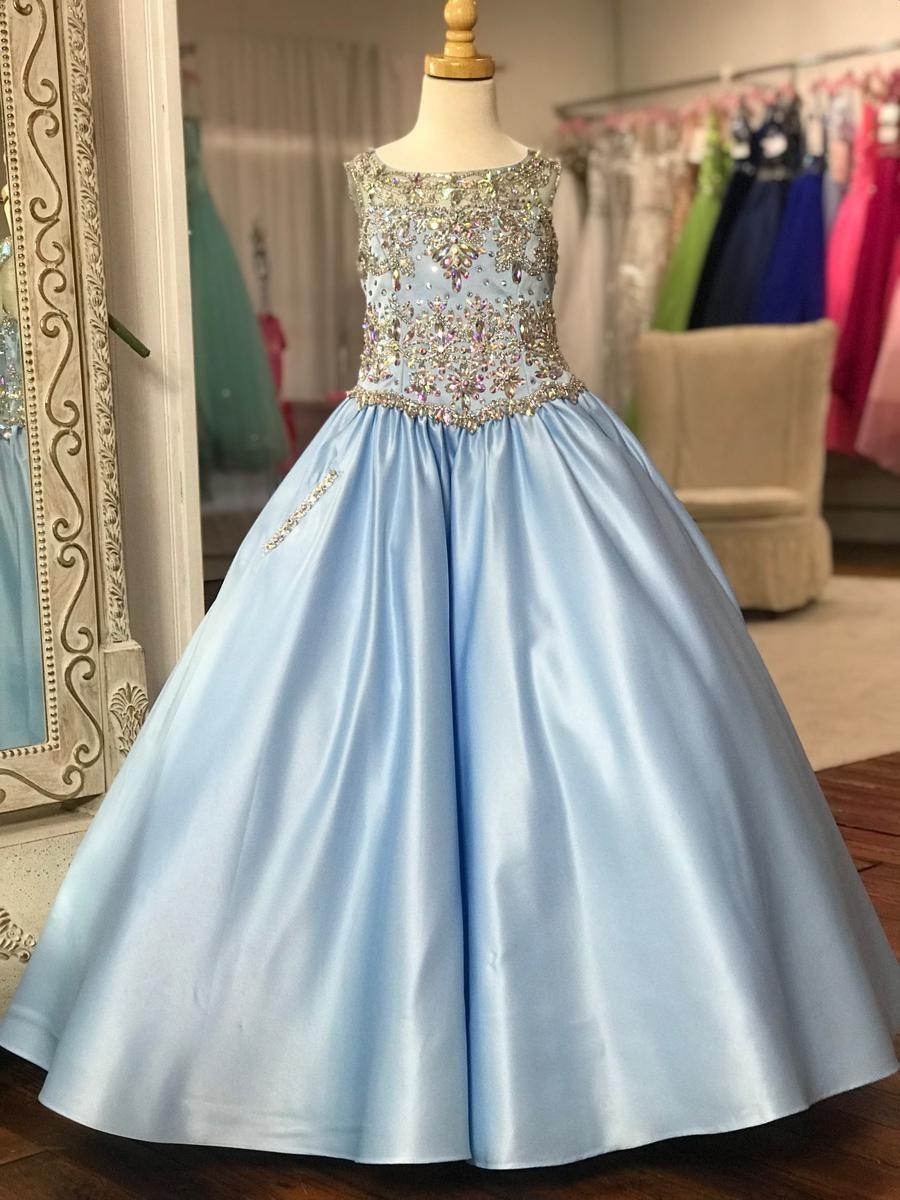 Little rosie lr2534 dresses pageant dresses formal dresses
