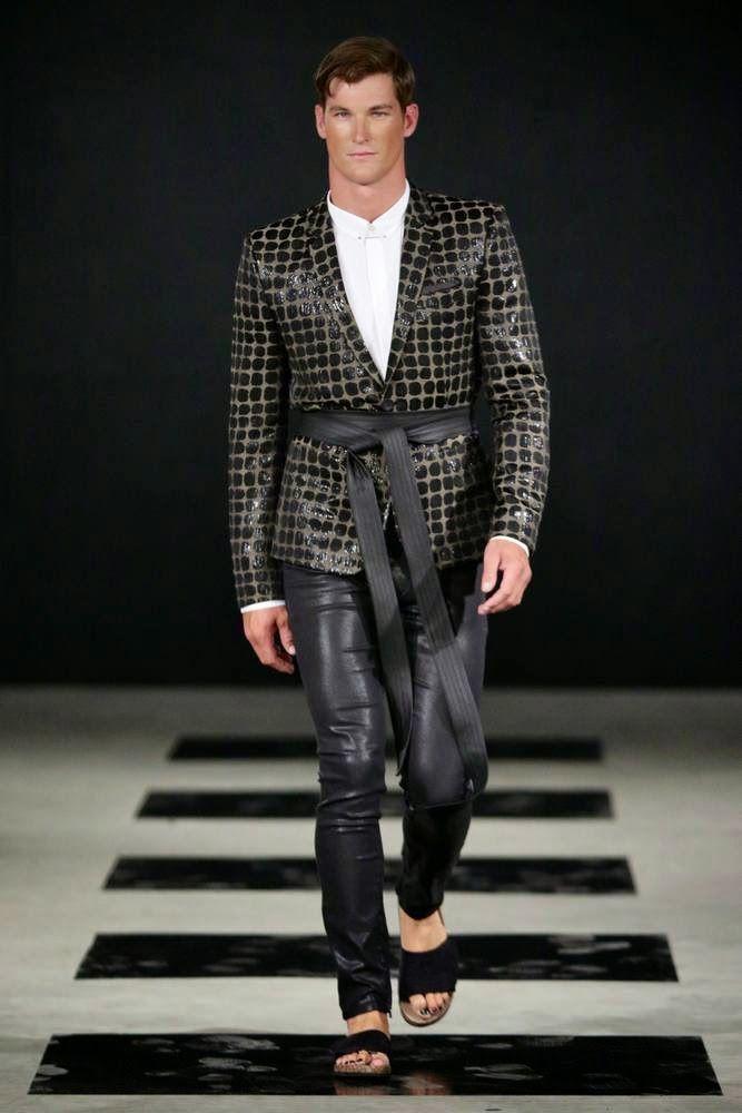 #Menswear #Trends Craig Port Fall Winter 2015 Otoño Invierno #Tendencias #Moda Hombre - South African Menswear Week 2015   M.F.T.