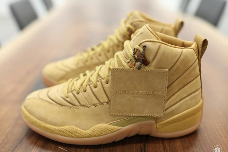 promo code 22d87 69cb8 PSNY Officially Confirms Three New Air Jordan 12 Collabs In The Works