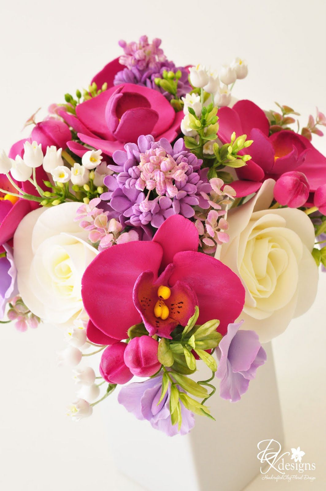 bright and vibrant | Colors | Pinterest | Clay, Flowers and Cold ...