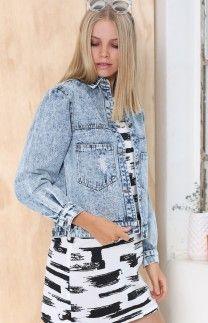 Tainted Love Jacket   Beginning Boutique #BBFEST #beginningboutique