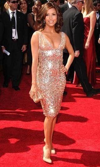 Celebrity Sequin Dress
