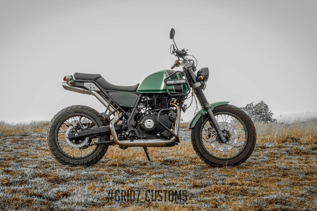 Photo of This modified Royal Enfield Himalayan guarantees eyeballs! – MotorScribes