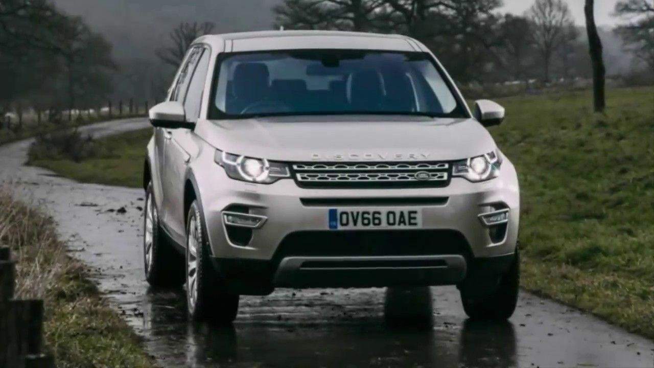 [HOT] A Lots Update on Land Rover Discovery Sport 2017 Review